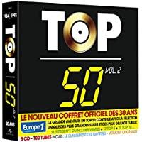 Top 50 - 30 Ans (100 Tubes)