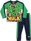 Hulk - Pigiama a maniche lunga per ragazzi - Marvel - 4 a 5 Anni