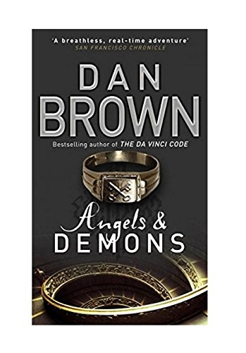 Angels And Demons: (Robert Langdon Book 1) por Dan Brown