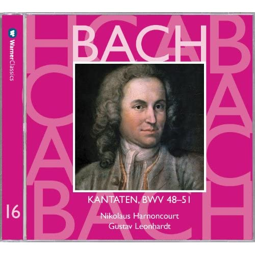 """Cantata No.48 Ich elender Mensch, wer wird mich erlösen BWV48 : I Chorus - """"Ich elender Mensch, wer wird mich erlösen"""" [Choir]"""