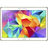 Samsung Galaxy Tab S 10.5-inch Tablet(White) - (ARM Exynos 5 Octa-Core 1.9GHz, 3GB RAM, 16GB Storage, Wi-Fi, Android 4.4)