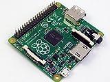 Raspberry Pi Carte Mère Raspberry Pi Type A+ (Processeur 700MHz, 256 Mo de RAM, 1 x USB, 1 x HDMI, 1 x Jack, lecteur de cartes microSD)
