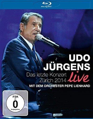 Udo Jürgens - Das letzte Konzert/Zürich 2014 [Blu-ray]