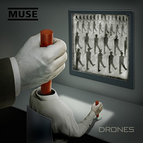 Muse: Drones (Audio CD)
