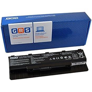 Batterie d'ordinateur portable ASUS N76VZ, N76, N56VZ, N76V, N56VJ, N56, N56V, ASUS F55, F45U, B53A, F45U, ASUS R500N, R500VD compatible: A31-N56, A32-N56, A33-N56 Laptop Batterie 4400mAh 10,8V
