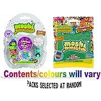 Moshi Monsters Five Moshlings Pack (Series 7) plus Moshling Collector Bag (inc. 2 Moshlings)