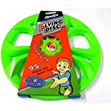 Plutofit® Flying Disc, Frisbee To Enhance Hand Eye Coordination And Concentration(Multi Color)