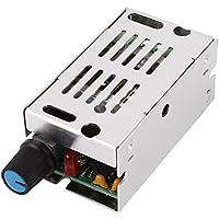 sourcingmap® 10-60V 10A 600W Max. Interruptor de control PWM HHO RC DC Velocidad del motor