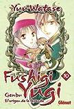 Fushigi Yûgi: Genbu 1: El origen de la leyenda (Shojo Manga)