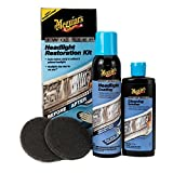 Meguiars G2970EU Headlight Restoration Kit, Nicht Zutreffend, Set of 4