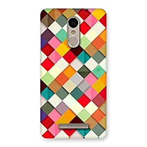 Special Color Ribbons Back Case Cover for Xiaomi Redmi Note 3