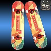 Professional double paddle bordo strada di ragazzi e ragazze spazzola tonda street adulto di SLED, 264