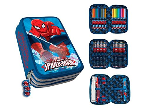 Plumier Spiderman Marvel Spider Jump triple