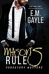 Mason's Rule (Purgatory Masters Book 3) (English Edition)