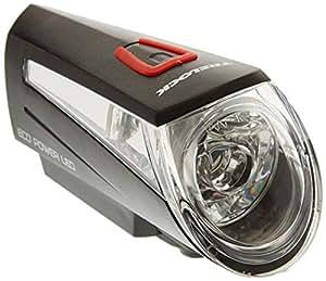 Trelock Beleuchtung LS 450 Sportline FB Batt ZL 800 Batteriefrontschweinwerfer, Black, 8002281