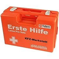 LEINA-WERKE Verbandkasten ProSafe ORANGE KFZ 21101 preisvergleich bei billige-tabletten.eu