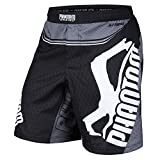 Phantom Athletics Fightshorts 'STORM Nitro' - Black/Gray-Medium