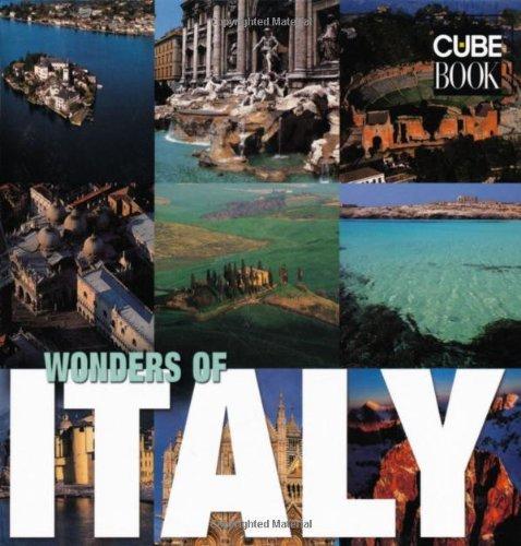 Wonders of Italy (CubeBook) by Gabriele Atripaldi (2010-11-02)