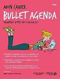 Mon cahier Bullet agenda par  PoWa
