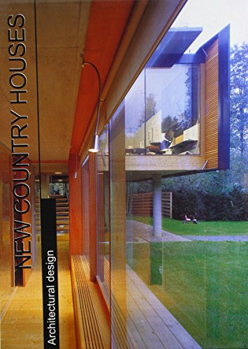 New Country Houses (Architectural Design S.)