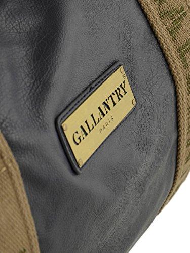 Sac Gallantry A4 Army Bleu