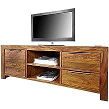 Wohnzimmerschrank Eiche Rustikal Invicta Interior 22684 TV Board Lagos 135cm