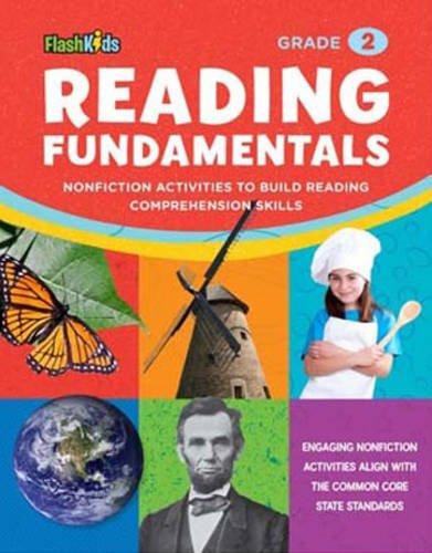 Reading Fundamentals: Grade 2: Nonfiction Activities to Build Reading Comprehension Skills (Flash Kids)