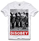 Hotbox T Shirt Disobey Anti Capitalism Blockupy Kapitalismus M