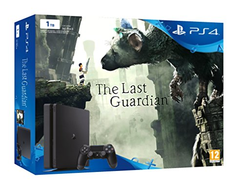 PlayStation 4 Slim (PS4) 1TB - Consola + The Last Guardian