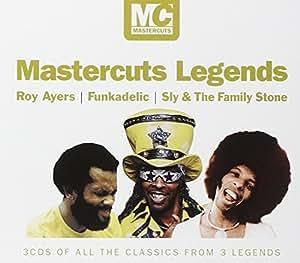 Mastercuts Legends - Funk