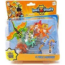 IMC Toys 30039 - Pack 5 Figuras Invizimals