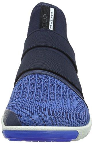 Ecco Intrinsic 2, Chaussures Multisport Outdoor Femme Bleu (COBALT/TRUE NAVY59696)