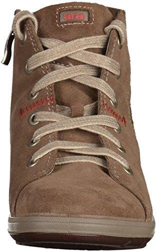 ara Tokio Damen Hohe Sneakers Braun (Teak)