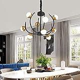 Araña de luces Habitación Salón de silla sitio lámpara