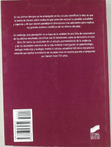 Los retos actuales del darwinismo/ The current challenges of Darwinism (Diversos) por Juan Moreno