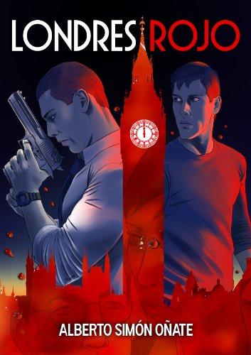 Portada del libro Londres Rojo
