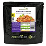 Natural Performance Meals Hähnchen Tikka Masala & brauner Reis 350g
