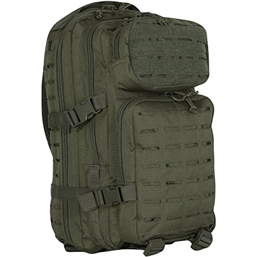 Viper Lazer Recon Pack Molle Backpack Rucksack Camping Hiking Airsoft Grün