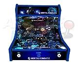 Arcade Machines - Mortal Kombat X (SET 1) - 2 jugadores Arcade Bartop Machine - 815 JUEGOS EN 1