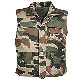 Weste Ranger Militärische Armee Futter Baumwolle Fashion Gr. XXX-Large, Camo CE