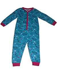 Girls Onesie Pyjamas Official My Little Pony 2 3 4 5 6 & 7 Years