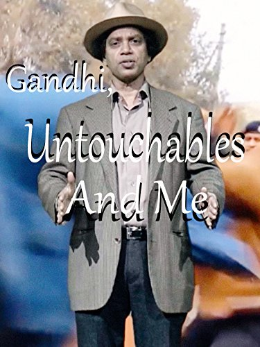 Gandhi, Untouchables and Me Cover