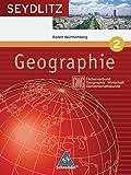 Seydlitz Geographie GWG - Ausgabe 2004 für die Sekundarstufe I an Gymnasien in Baden Württemberg: Schülerband 2 ( Kl. 6 )