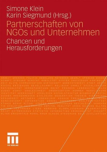 Partnerschaften von NGOs und Unternehmen: Chancen und Herausforderungen