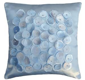 koodle doodle kissen konfetti design quadratisch hellblau k che haushalt. Black Bedroom Furniture Sets. Home Design Ideas