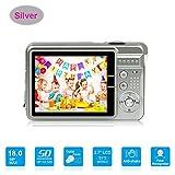 2,7 Pouces HD Mini caméra numérique avec écran LCD tft, caméra vidéo numérique...