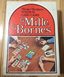 Mille Bornes Vintage Card Game 1971 Edition by Parker Brothers