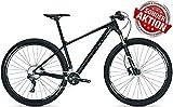 Focus Raven Core 27.5R Mountain Bike 2017 (XS/38cm, Schwarz)
