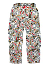 Clothing, Shoes & Accessories Swimwear Mens Angry Birds Pyjama Bottoms Large Size Next
