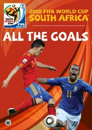 Preisvergleich Produktbild 2010 FIFA World Cup South Africa: All the Goals